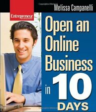 Open an Online Business in 10 Days