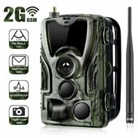 Hunting Camera Wildlife Trail Infrared Therma HC-801M 2G Photo Trap Device Tools