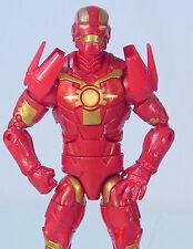 "IRON MAN~ Marvel legends Infinite Series Heroes~ Complete~ 6"" inch~ Hasbro"