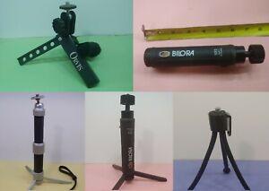 Photography Mini Tripod - multiple items for choosing