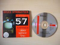 BRUCE SPRINGSTEEN : 57 CHANNELS *RARE* [ CD SINGLE PROMO ]