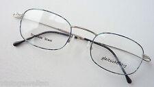 Benetton filigrane Markenfassung Metallbrille  jugendliche Brillenfassung sizeM