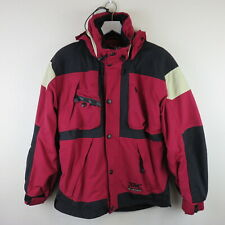 Serac Red Snowboard Ski Winter Jacket - Men's Medium