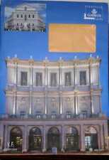 O) SPAIN, ARCHITECTURE BY 1850 - THEATER REAL DE MADRID, POSTAL STATIONERY XF
