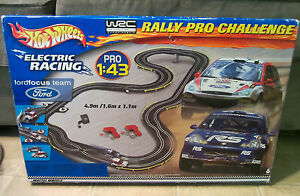 Hot Wheels® Electric Racing Rally Pro Challenge FIA WRS Racing Track