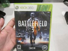 Battlefield 3 (Microsoft Xbox 360, 2011) Refurbished Sealed