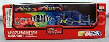 Vintage Colletors 1:64th DuPont Jeff Gordon Racing Team Transporter 95 Edition