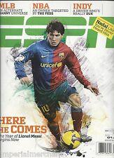 Espn Magazine Lionel Messi Raphael Nadal Donald Sterling Scott Dixon The Pirates