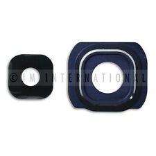 Camera Glass Lens Cover Blue for Samsung Galaxy S6 SM-G920 Replacement Part USA