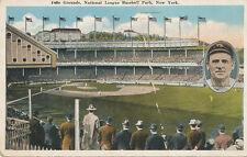 NY * New York Giants Polo Grounds Base Ball Park 1921  National League