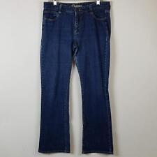 Old Navy Women's Size 12 Regular Jeans The Dreamer Denim Stretch Straight Leg