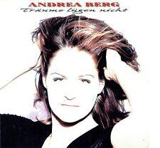 (CD) Andrea Berg -Träume Lügen Nicht - Warum Nur Träumen, Du weckst Gefühle,u.a.