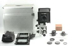 【MINT】 Sinar P 4x5 Large Format Camera w/ 135,180,210mm Lens etc from Japan 656