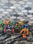 Ben 10 Omnitrix Toy PVC Action Figures Lot Of 9