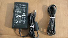 Original ACBEL AC POWER ADAPTER and Power cord 19V. 2.4A