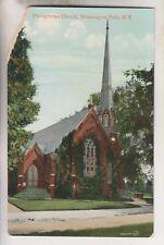 VINTAGE POSTCARD - PRESBYTERIAN CHURCH - WAPPINGERS FALLS NY