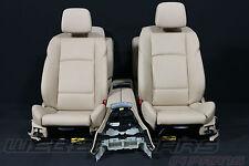 org BMW 5er F07 GT Leder Sportsitze BEIGE Lederausstattung hinten Komfortsitze
