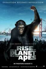 "Rise Of The Planet Of The Apes Poster [Licensed-New-Usa] 27x40"" Theater Size"