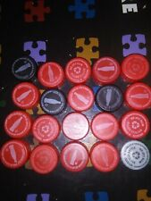 20 UNUSED COKE REWARDS CAP CODES - ELECTRONIC DELIVERY * CHARITY *