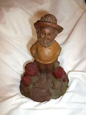 "Vintage Tom Clark Gnome ""Shorty""  ED #19, Strawberry Patch"
