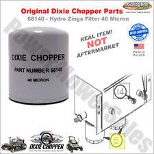 68140 - Hydro Zinga Filter - GET THE REAL DEAL - Original Dixie Chopper Part!