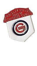 Vintage Chicago Cubs Baseball Enamel Pin