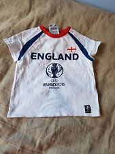 Official England Euro 2016 Top (12-18 months) - Combined P&P Offered