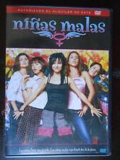 DVD NIÑAS MALAS - EDICION DE ALQUILER (5T)