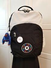 NWT Kipling Women's Seoul Go Laptop Nylon Backpack