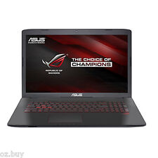 "ASUS ROG GL752VW QuadCore i7-6700HQ 16GB 1TB 17.3"" FHD GTX960 Win 10 Gaming"