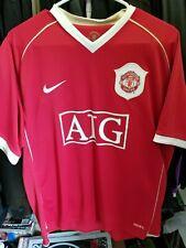 Manchester United Cristiano Ronaldo Nike Kit Jersey 2006 Real Madrid/Portugal