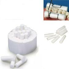 2 Packs Dental Disposable Cotton Rolls Hot Sale Materials White Color 100 Rolls