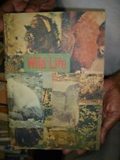 INDIA RARE - COLLECTION OF WILD LIFE PRINTS PASTED ON 18 SHEETS IN NOTE BOOK