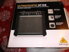 Behringer ultraacoustic AT108 15 watta  amp