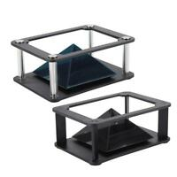 3D Holographic Hologram Display Pyramid Stand Projector for Smart Cell Phone CHU