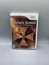 Broken Sword Shadow Of The Templars for Nintendo Wii