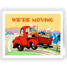 Fun We've Moved Note Cards - 18 Boxed Cards & Envelopes -14256