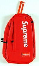 Supreme Sportula Sling Crossbody RED Backpack Shoulder Bag