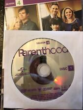 Parenthood - Season 4, Disc 1 REPLACEMENT DISC (not full season)