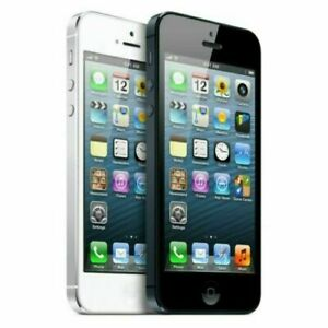 Apple iPhone 5 16GB/32GB-Rogers/Bell- Canada Wireless Only