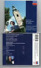 Mozart - Piano Concertos Nos 9 & 13 - Andras Schiff  (CD 1990)