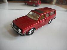 Matchbox Super Kings Volvo 245 DL Estate Car in Red