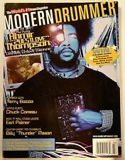 Modern Drummer Magazine March 2005 Ahmir Thompson Chuck Comeau