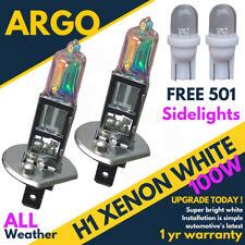501 + H1 100w Super Blanco Xenon Faro Bulbos Hid 499 12v LED de luces de lado T10