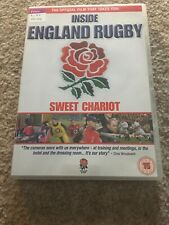 Inside England Rugby - Sweet Chariot (DVD, 2003)