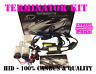 NEW CANBUS TERMINATOR HID XENON CONVERSION SLIM KIT H7 35W 6000K