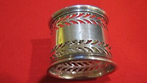 """Tara by Reed and Barton Sterling Silver Napkin Clip Custom Made To Order 2 1//4/"""""""