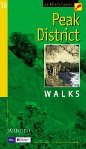 Peak District: Walks (Pathfinder Guide) by Kevin Borman Paperback Book The Cheap