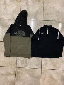 Boys North Face & Nike Hoodie Bundle XL Age 12-13