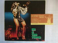 IKE & TINA TURNER 1974 TOUR PROGRAM AND TICKET